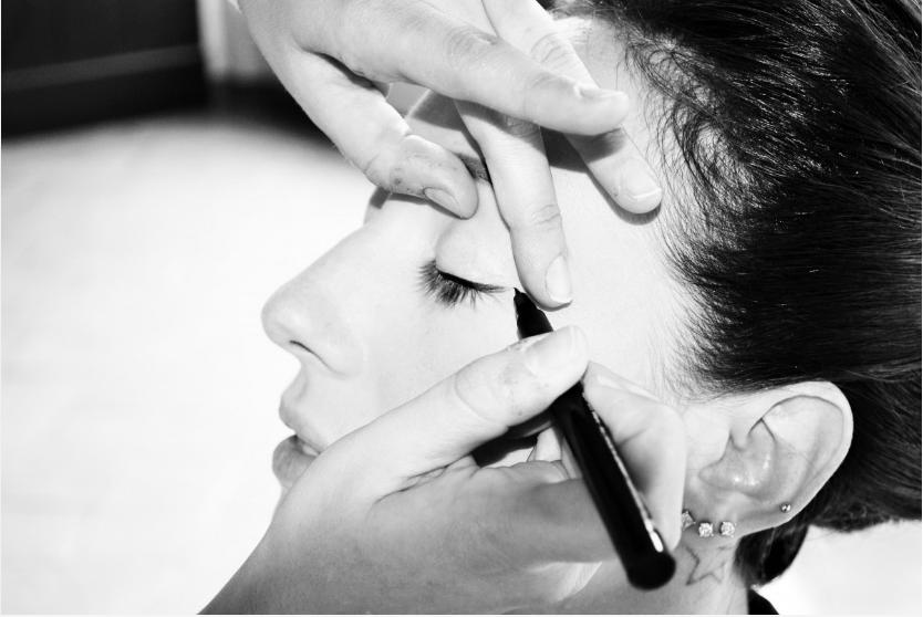 沈阳化妆妆培训(化妆的分界)