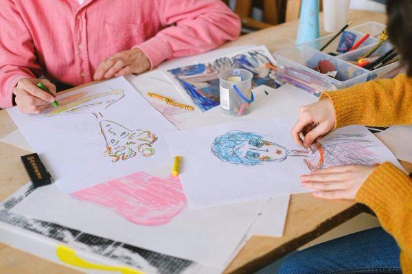 武汉蔡甸区排名前十少儿美术培训班(绘画形式有哪几种)