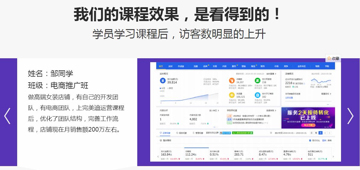 北京电商的培训机构(学习电商运营有什么要求吗)