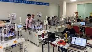 深圳工业机器人培训机构学费多少(怎么学好工业机器人)