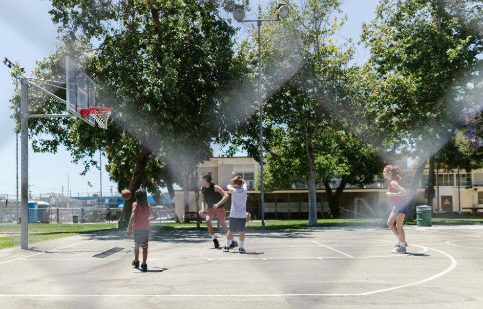 石家庄篮球培训